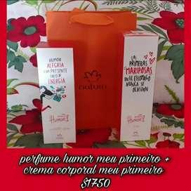 Perfume humor