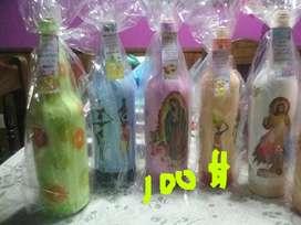 Botellas  doctorada para mamá o tú hogar