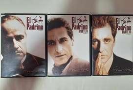 Trilogía el padrino DVD original