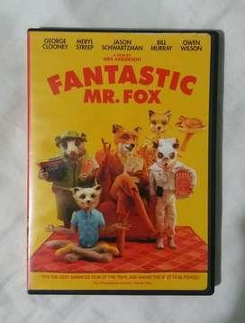Fantastic Mr. Fox Dvd Original