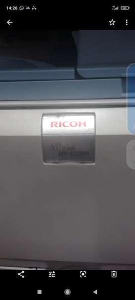 2 impresoras ricoh MPC 3500 color excelente