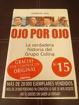 Libros de corrupción en el Perú
