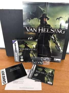 "Juego ""Van Helsing"" Game Boy Advance"