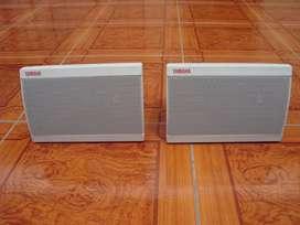 parlantes yamaha modelo S 15 W