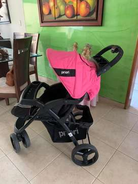 Coche para bebé priori