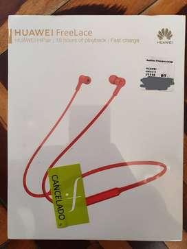 Audifonos Huawei FreeLace NUEVOS!!