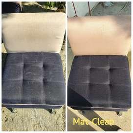 Limpieza de muebles colchones y alfombras