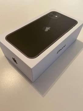 I Phone 11 128 gb NUEVO SIN USO