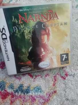 Juego Nintendo DS Narnia