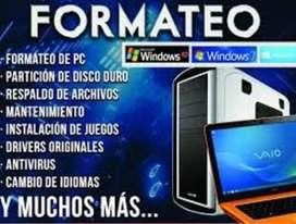 FORMATEO DE COMPUTADORAS - nueve cincuenta dos-526264