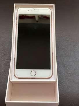 Iphone 8plus como nuevo