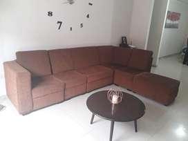 Muebles en venta por viaje