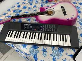 Vendo hermoso teclado-piano Casio com nuevo