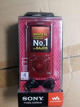 MP4 sony 4 gb