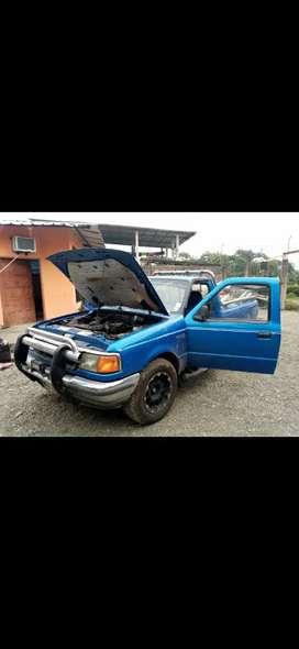 Ford Ranger 93 full aire