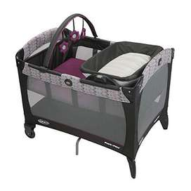 Corral Graco pack'n play con maisea y cambiador reversible