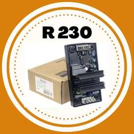 Generadores eléctricos alquiler,  venta de repuestos AVR R220, R230, R250, R438, R448 otros