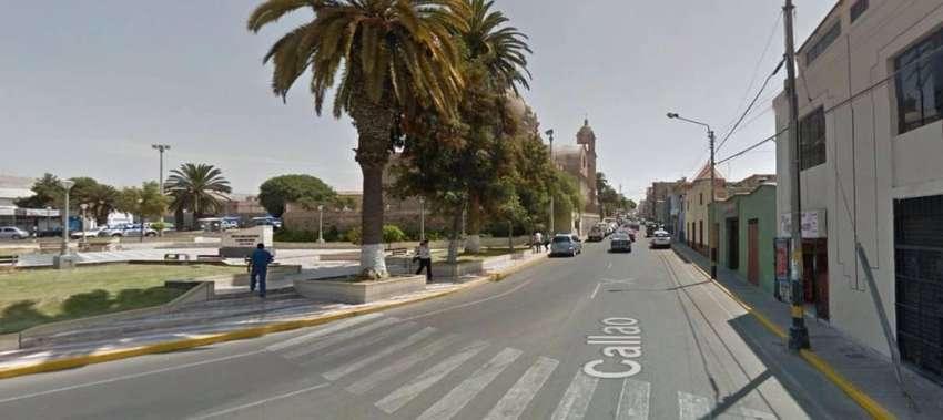 Vendo Centro de Tacna Local Como Terreno Comercial y Resid. Densidad Alta 0