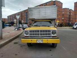 Furgon Dodge 300 Modelo 1980 Papeles Al Dia