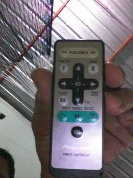Venta de control de radio pioneer