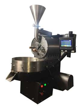tostadora de cafe 6 kilos semiautomatica.