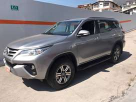 Toyota New Fortuner 2018 MT