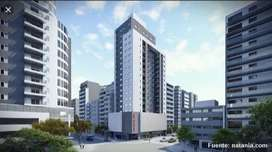 Vendo Plan Natania. Departamento 2 dormitorios, 3 ambientes, 60 mts2. Microcentro Neuquén Capital