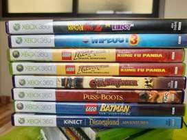 Juegos para niños de xbox 360
