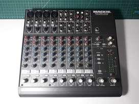 Consola Audio Mackie 1202 Original Usa