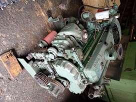 motor gm detroit 4-71 michigan Motoniveladora
