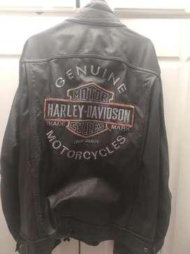 Se vende chaqueta Harley Davidson legend para motociclista