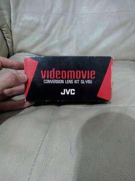 LENTES JVC KIT GL- V6U, usados, excelente estado.