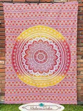 Mandala pequeña de la India