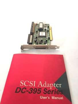 tarjeta  Controladora Scsi Tekram Dc-935  user´s manual