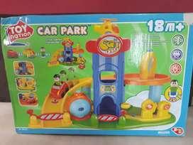 Juguete car park
