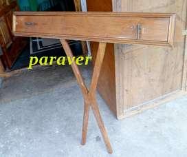 consola dresuar dressoire peinador mini escritorio diseño retro vintage escandinavo 60s paraver