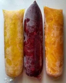 Pulpas de fruta con entrega a domicilio