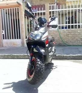 Vendo motoneta bultaco shineray 175 cc, 2019