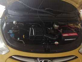 Se vende taxi i10 modelo 2016 Santa Marta
