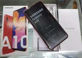 Samsung A10 sellado en caja