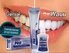 Tratamiento para Blanquiamiento Dental