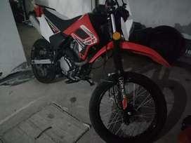 Vendo Shineray Raptor 250cc