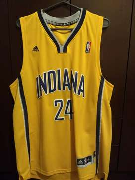 Camiseta básquet Indiana george