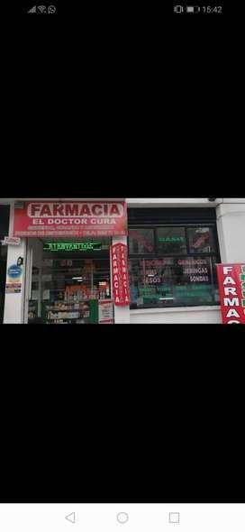 "FARMACIA EN VENTA ""SECTOR COMERCIAL"""