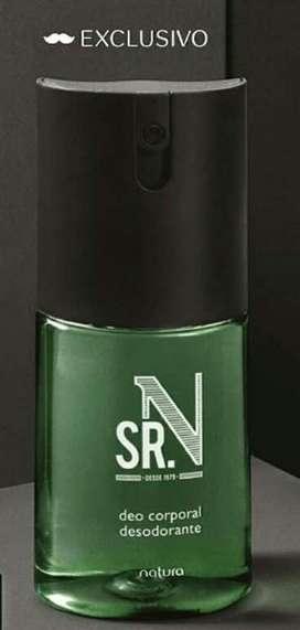 Desodorante Corporal en Spray Sr N
