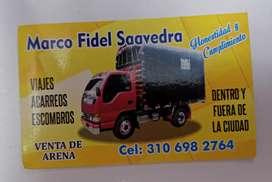 Acarreos & Trasteos en Santander  y  el Área Metropolitana