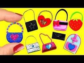 accesorios para casas de  de muñeca  Barbie