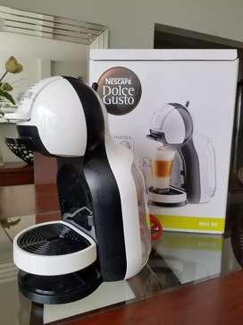Cafetera dolcegusto nescafe
