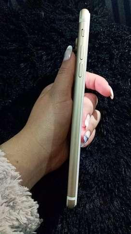 Vendo iphone 7plus sin defectos esta full nada le falla sin ningun golpe,bateria al 91%.