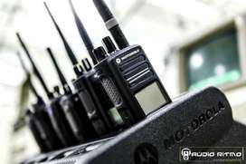 Alquiler radios de comunicacion motorola